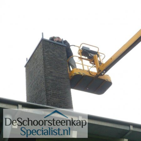 schoorsteenkap montage schoorsteenkappen