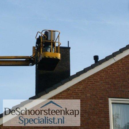 schoorsteenkap schoorsteenkappen