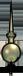 Messing bol + bol en piek